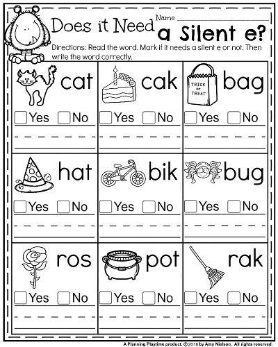 Phonics Worksheets for Grade 1 Free Coloring First Grade Phonics Coloring Worksheets