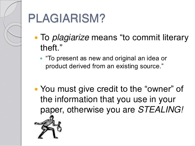 Plagiarism Worksheet High School Citation Lesson for Middle and High School Teacher Librarians