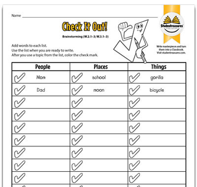 Practice Check Writing Worksheets Free Lesson Plans