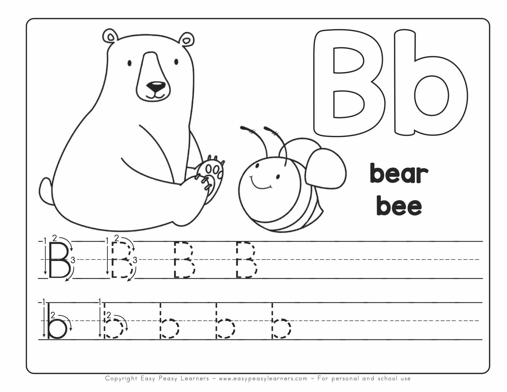 Pre K Letters Worksheets Free Printable Alphabet Book Alphabet Worksheets for Pre K