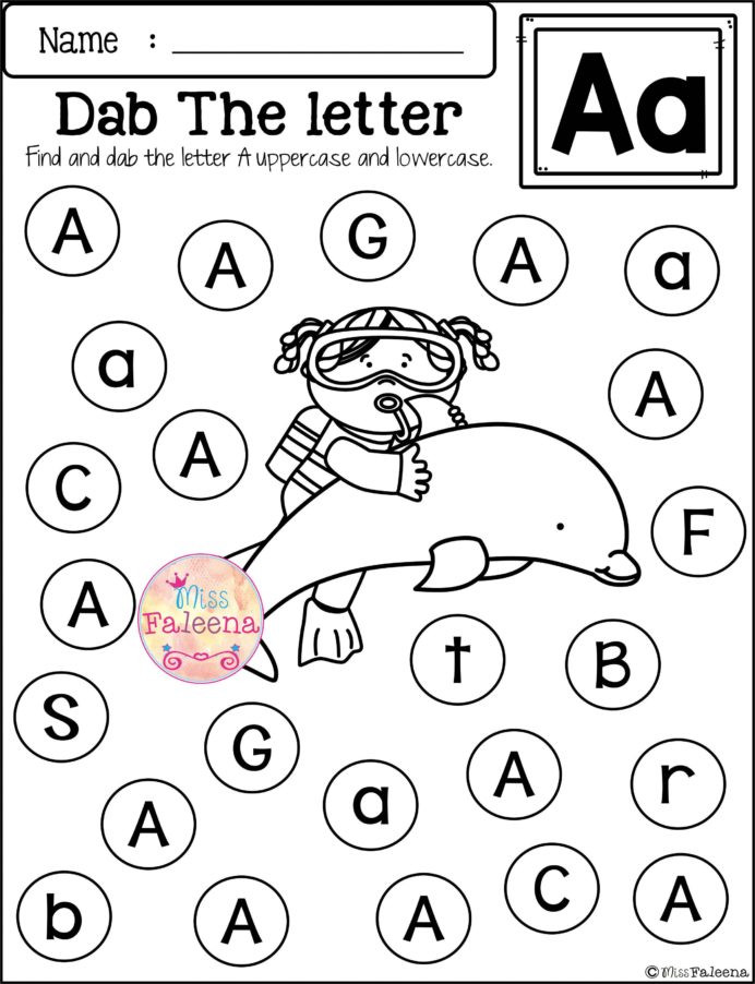 Pre K Letters Worksheets Worksheet Free Alphabet Kindergarten Worksheets Preschool