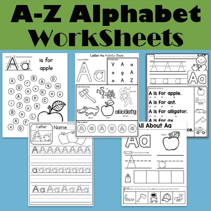Preschool Alphabet Worksheets Az Us $6 64 Off Alphabet Worksheets 26 Letters From A to Z Practice Paper Preschool English Homework Workbook Coloring Alphabet Books for Kids