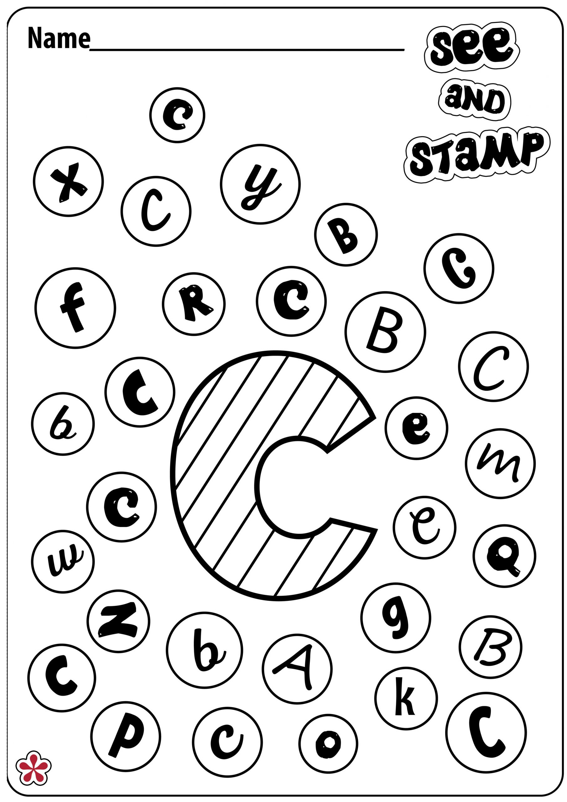 Printable Letter C Worksheets Letter C Worksheets Teachersmag