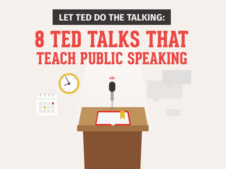 Public Speaking Worksheets High School 8 Ted Talks that Teach Public Speaking