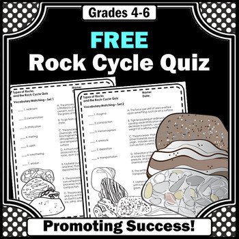 Rock Cycle Worksheet 4th Grade Free Types Of Rocks Worksheet 4th 5th Grade Science Distance