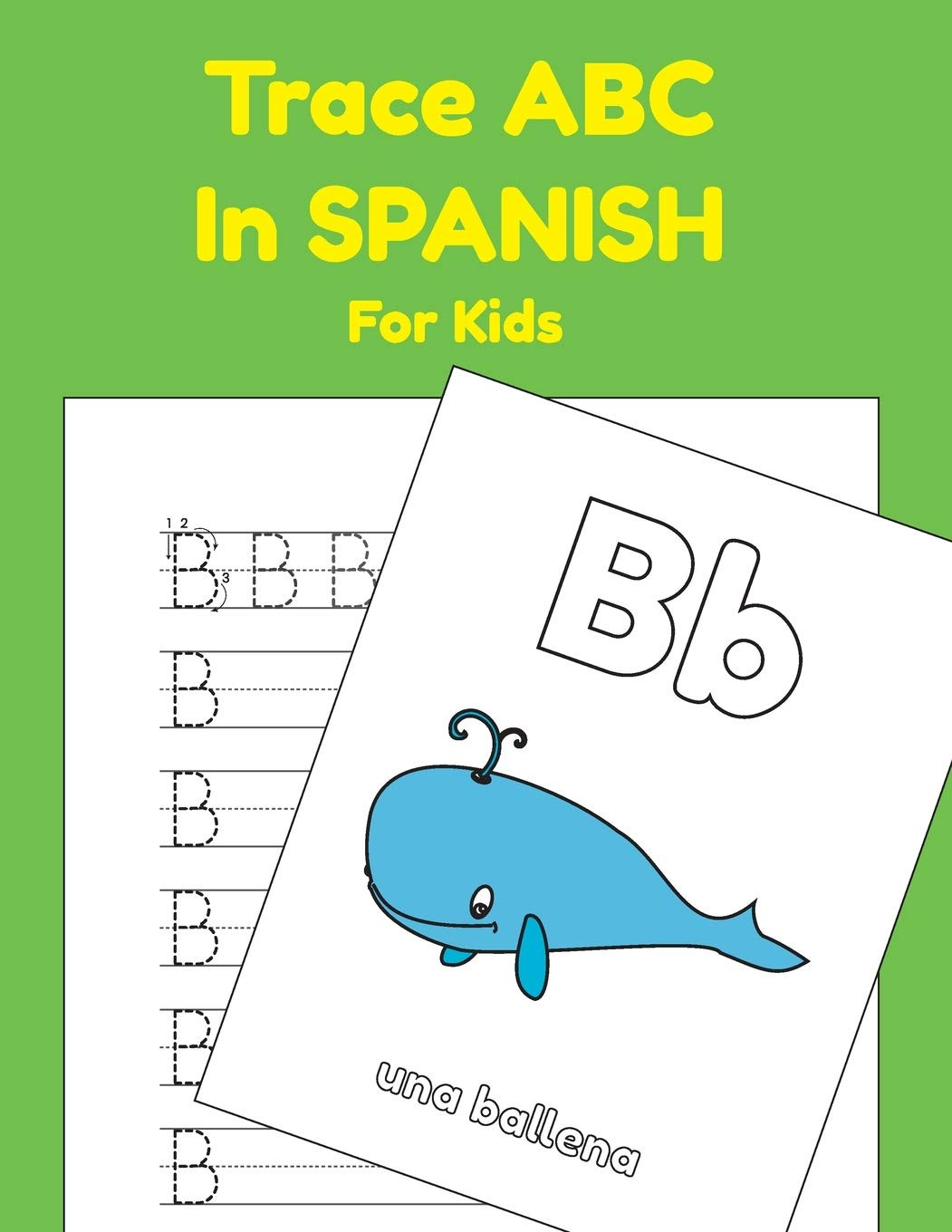 Spanish Alphabet Practice Worksheet Trace Abc In Spanish for Kids Printing Practice Worksheets