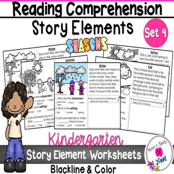 Story Elements Worksheet 3rd Grade Story Elements Worksheets
