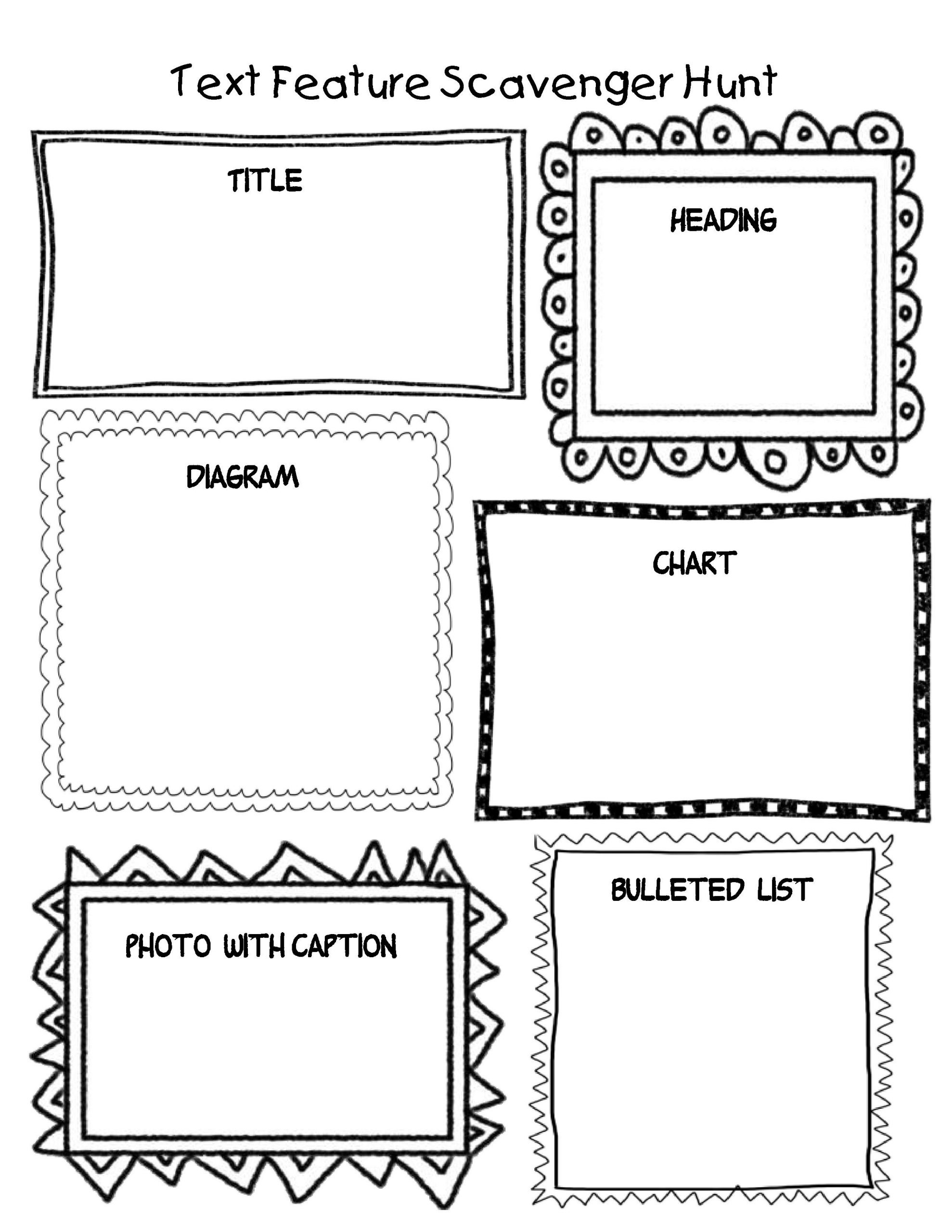 Text Structure Worksheet 3rd Grade Navigating Nonfiction Text In the Mon Core Classroom