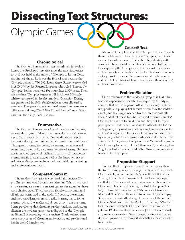 Olympics Traffic PASSAGES NO TRANSITIONS HIGHLIGHTED Page 2