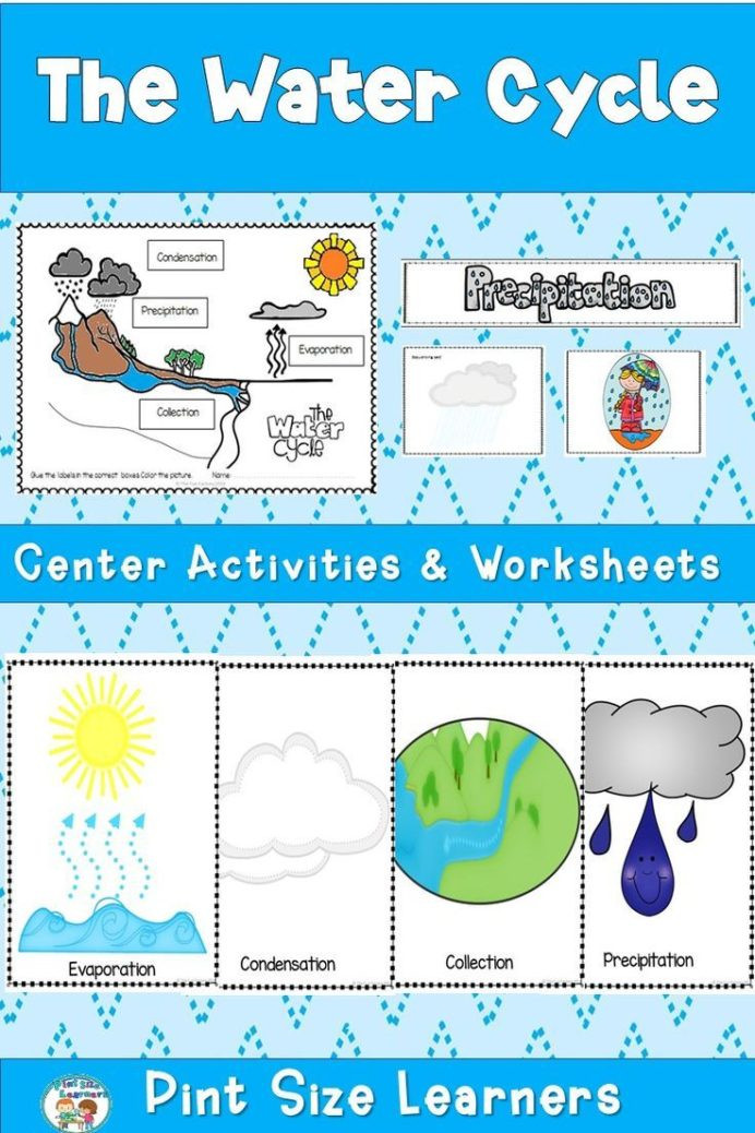 Water Cycle Worksheets 5th Grade Water Cycle Activities Worksheets Vocabulary 1st Evaporation