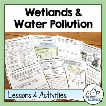 Water Pollution Worksheets High School Water Pollution Worksheet