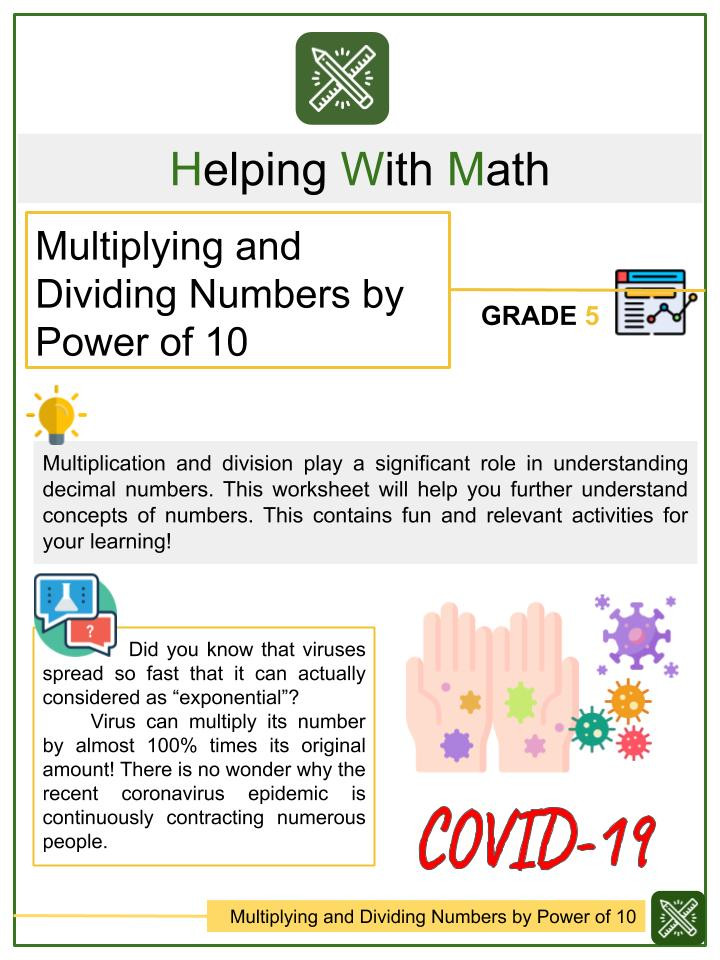 Writing Expressions Worksheet 5th Grade 5th Grade Worksheets & Other Resources