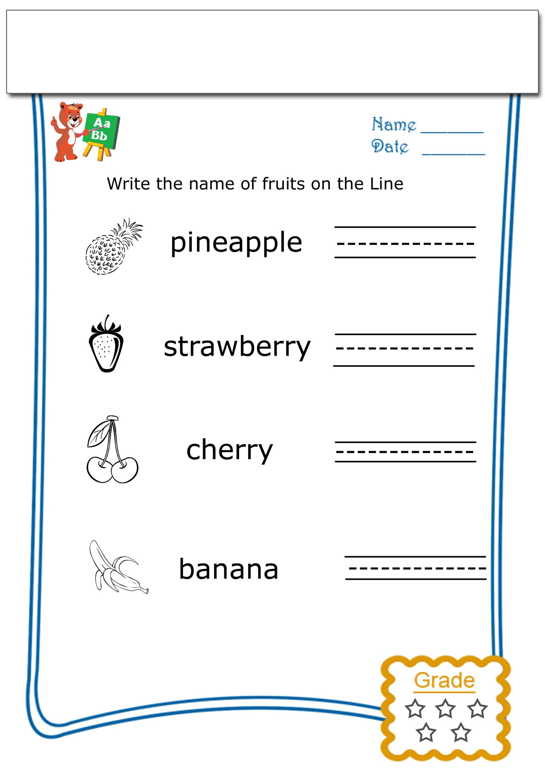 Writing Expressions Worksheet 5th Grade Worksheets Grade Writing Worksheets Esl World Children