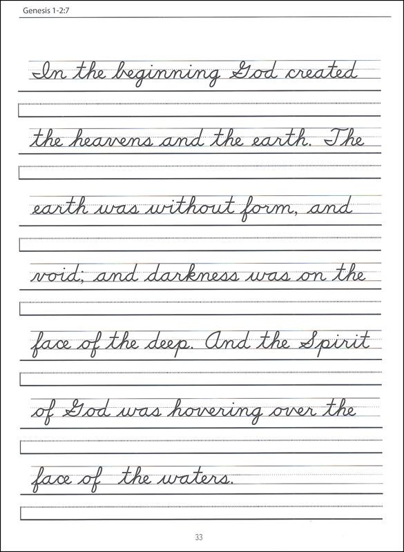 Writing Worksheets for 7th Graders I1 with Cursive Handwriting Writing Worksheets